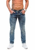 Navy Blue Men's Jeans Bolf 4327(7894)-1