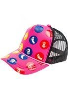 Pink-Black Women's Cap Bolf 69
