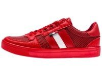 Red Men's Shoes Bolf 3026