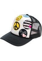 White-Black Women's Cap Bolf 70
