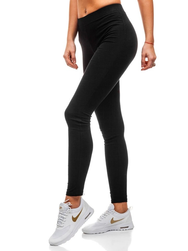 Women's Leggings Black Bolf K7795