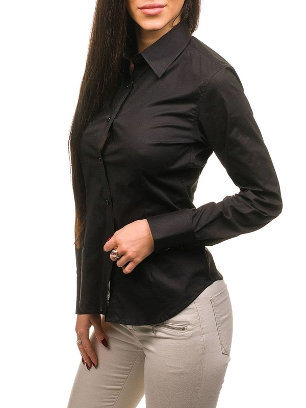 Women's Shirt Black Bolf NS20