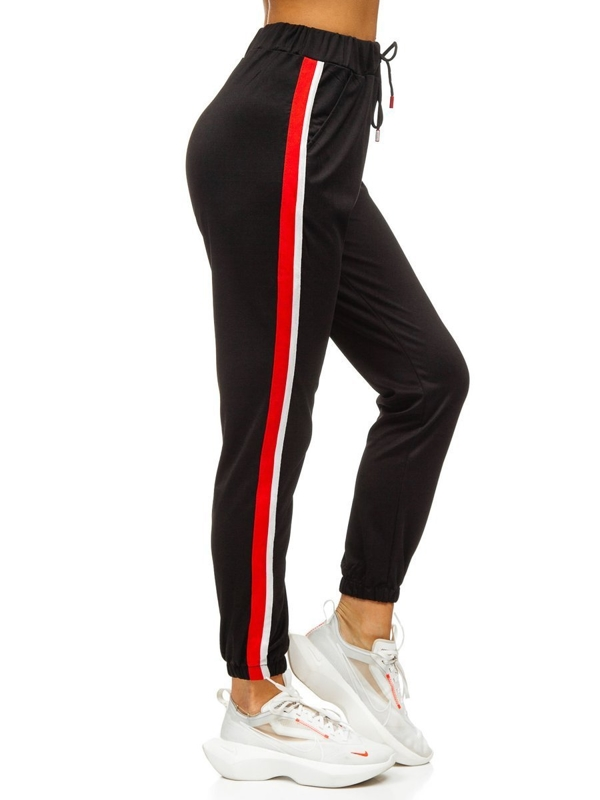 Women's Sweatpants Black Bolf W6588