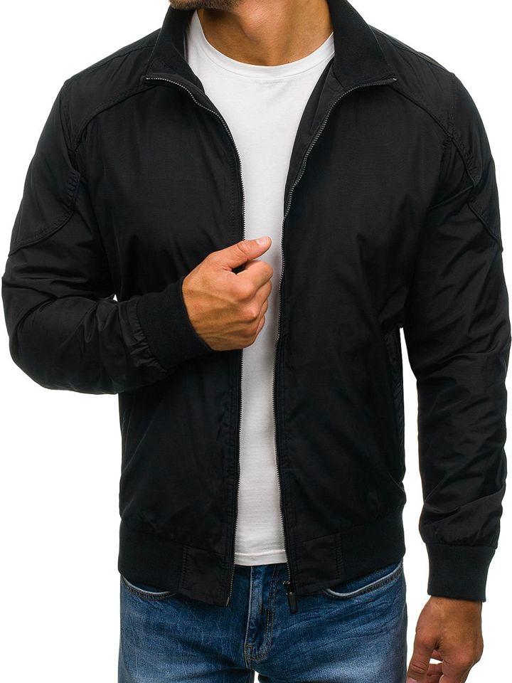 5950548564 ... Men s Lightweight Jacket Black Bolf 4093 ...