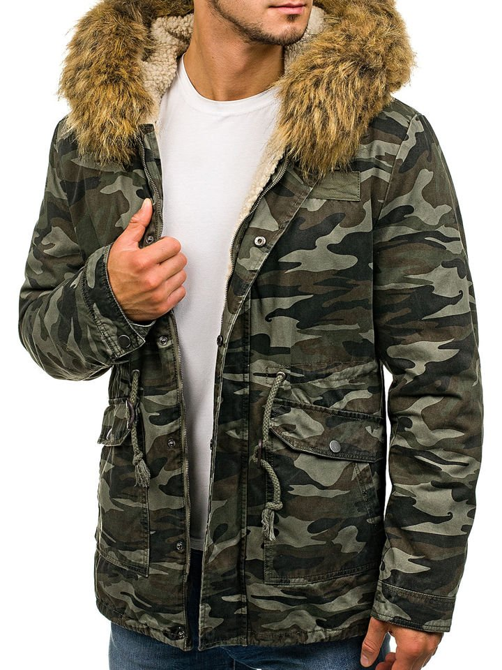 Parka sale uk eu