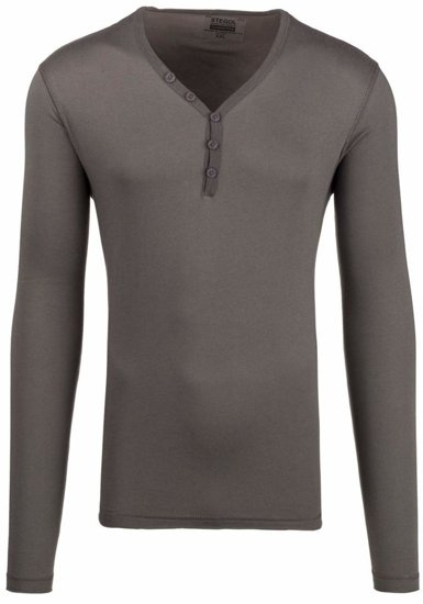 Graphite Men's Plain Longsleeve Bolf 545