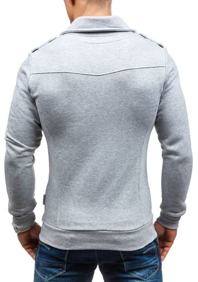 Grey Men's Sweatshirt Bolf HUGO