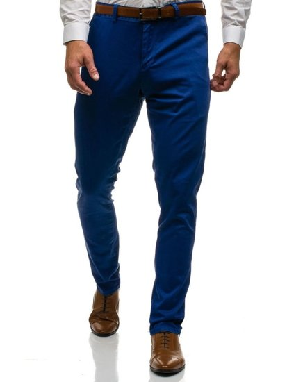 Men's Formal Trousers Blue Bolf 4326