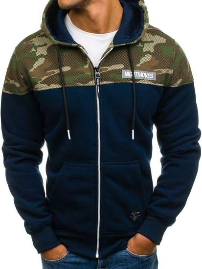 ... Denim Joggers · Watch Black Bolf 9003 · Men's Hoodie Camo-Navy Blue  Bolf 3737 ...