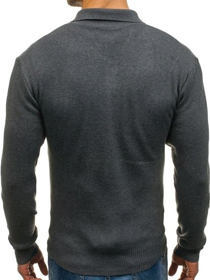 Men's Jumper Graphite Bolf H1625