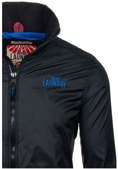 Men's Lightweight Down Jacket Black Bolf 6795