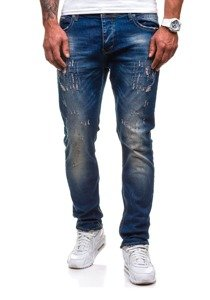 Men's Jeans Navy Blue Bolf 4838-1(1017)