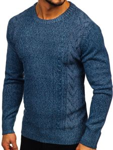 Men's Jumper Blue Bolf H1937