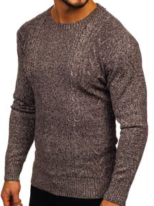 Men's Jumper Brown Bolf H1937