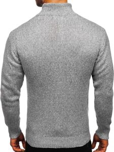 Men's Jumper Grey Bolf P086