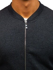 Men's Sweatshirt Anthracite Bolf 43S-B